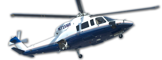 Corporate Business, VIP, Leisure or an Aerial Helicopter Tours